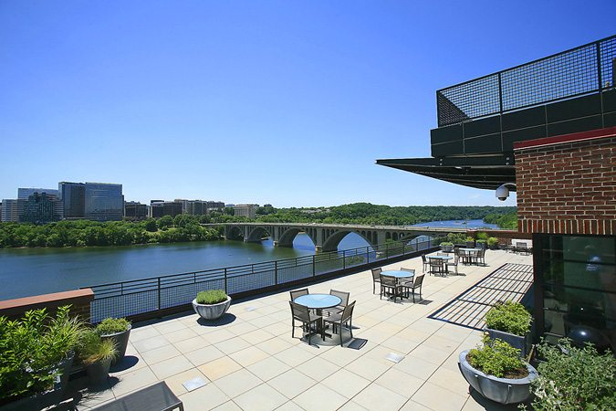 One of DC's Best Roof Decks