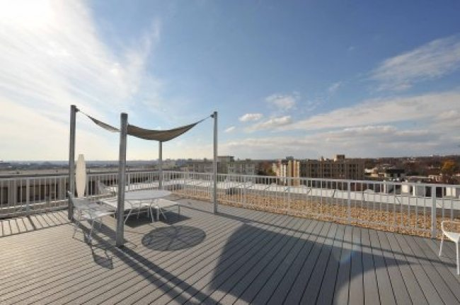 The Wyoming - Roof Top Deck