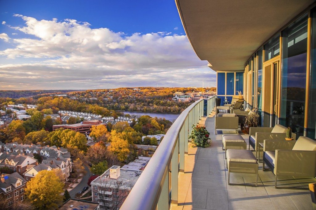 The Sonata Luxury Condominiums in Chinatown Washington DC