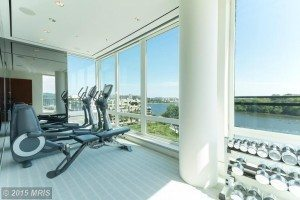 In-Home Exercise Room -