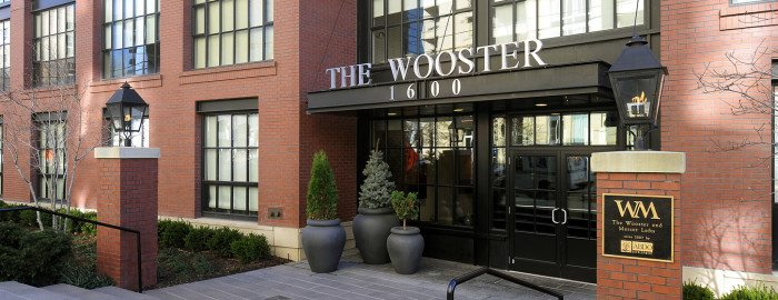 Modern Living at Wooster and Mercer Lofts