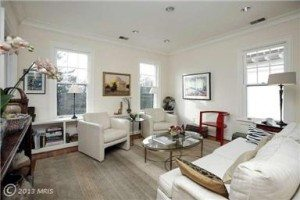 1657 31st Street NW - Living Room