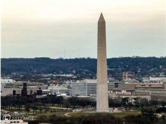 View Of The Washington Monument