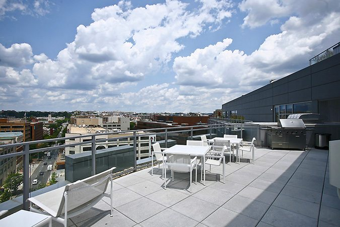 22 West Roof Deck